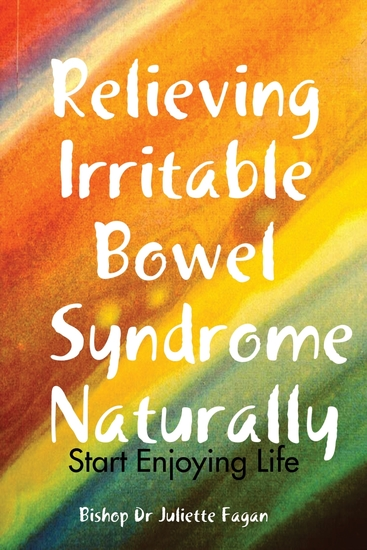 Relieving Irritable Bowel Syndrome Naturally - cover