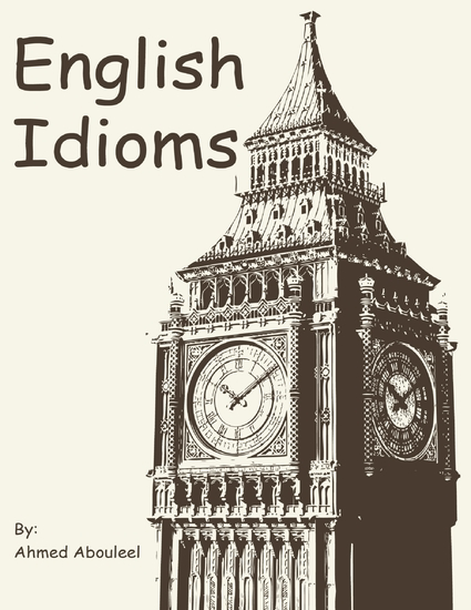 English Idioms - cover