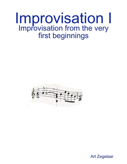 Improvisation Book I - cover