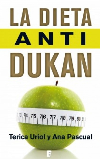 La dieta Anti-Dukan - cover