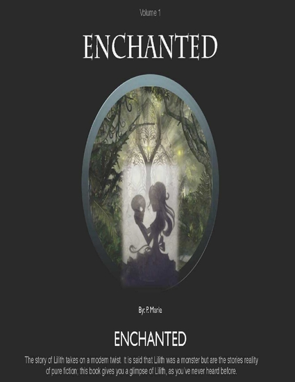 Enchanted - cover