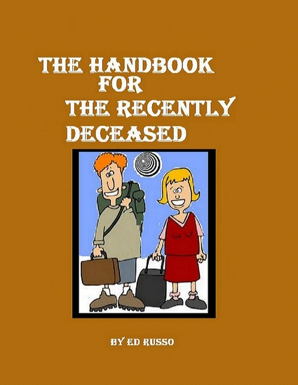 The Handbook for the Recently Deceased - cover