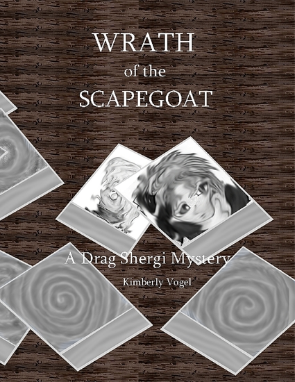 Wrath of the Scapegoat: A Drag Shergi Mystery - cover