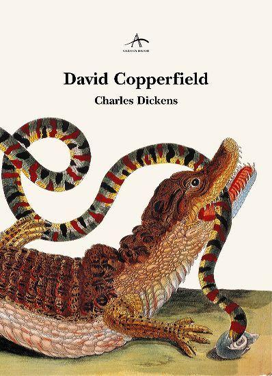 David Copperfield - cover