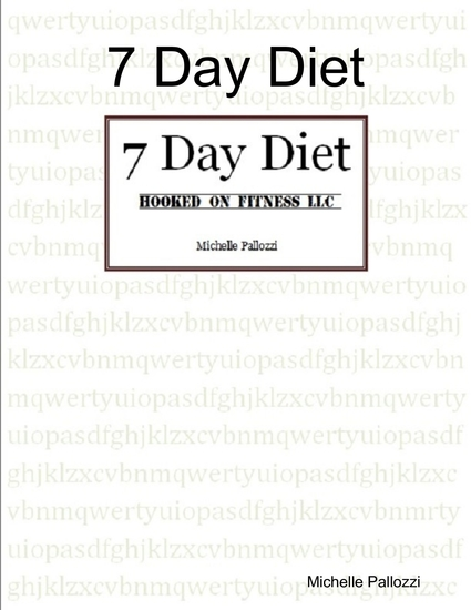 7 Day Diet - cover