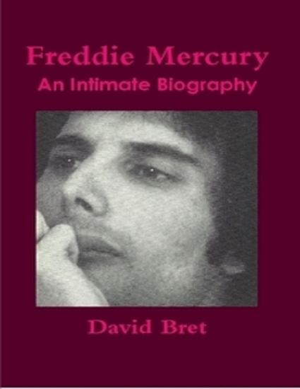 Freddie Mercury: An Intimate Biography - cover