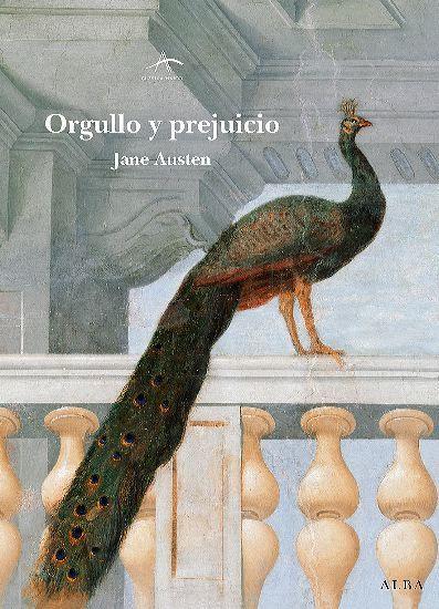 Orgullo y prejuicio - cover