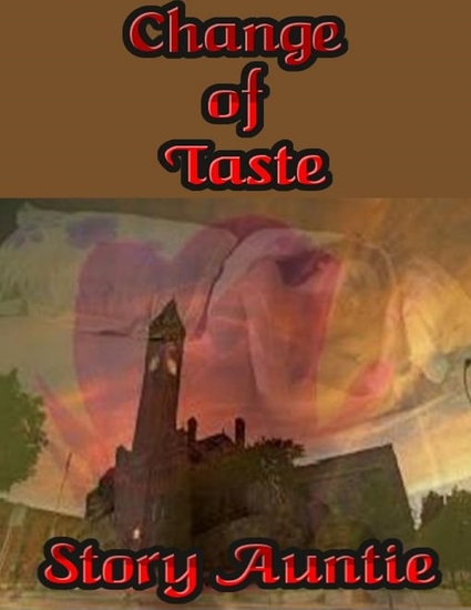 Change of Taste - cover