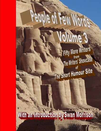 People of Few Words - Volume 3 - cover
