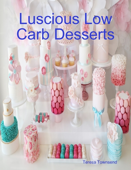 Luscious Low Carb Desserts - cover