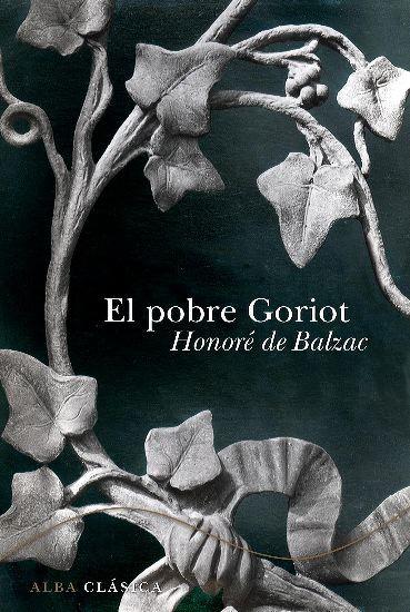 El pobre Goriot - cover
