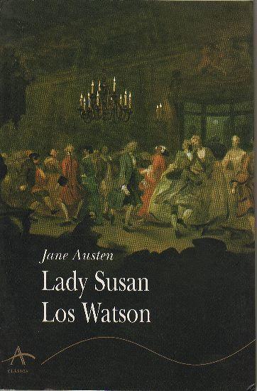 Lady Susan Los Watson - cover