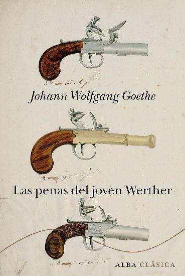 Las penas del joven Werther - cover