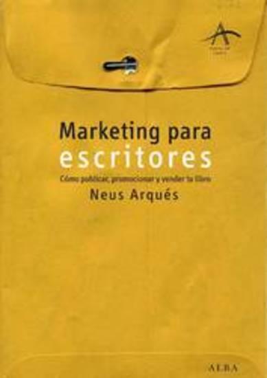 Marketing para escritores - cover