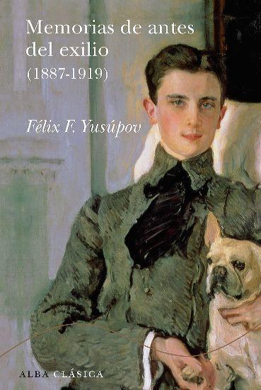 Memorias de antes del exilio (1887-1919) - cover