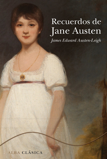Recuerdos de Jane Austen - cover