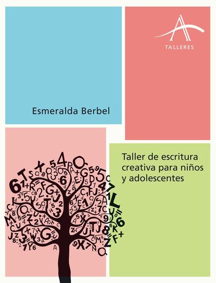 Taller de escritura creativa para niños y adolescentes - cover