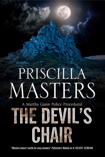 Devil's Chair The - A Martha Gunn police procedural - cover