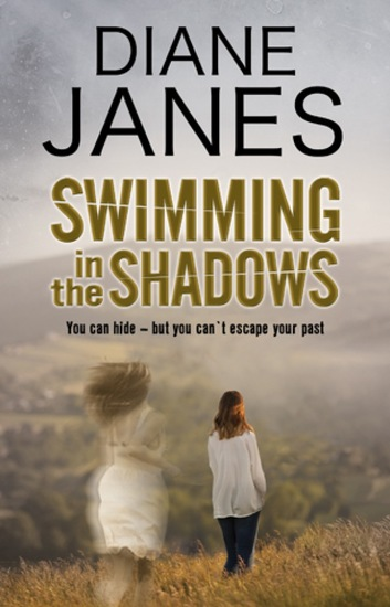 Swimming in the Shadows: A contemporary romantic suspense - cover