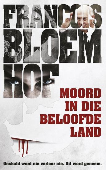 Moord in die beloofde land - cover