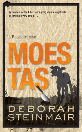 Moestas - 'n Raaiselroman - cover