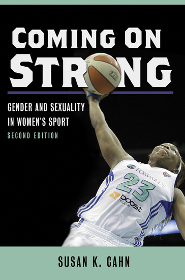 Coming On Strong - Gender and Sexuality in Women's Sport - cover