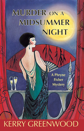 Murder on a Midsummer Night - cover