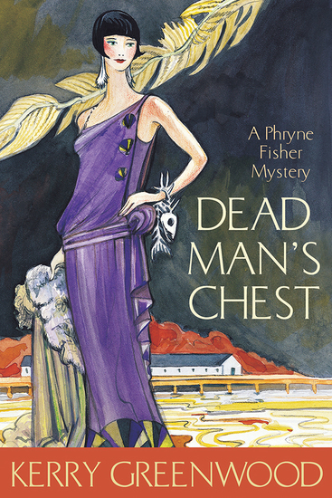Dead Man's Chest - cover