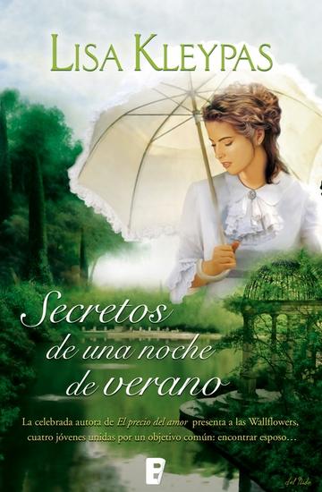 Secretos de una noche de verano - cover