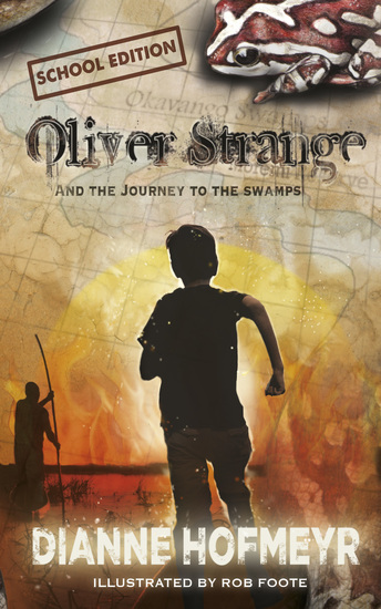 Oliver Strange And The Journey To The Swamps School