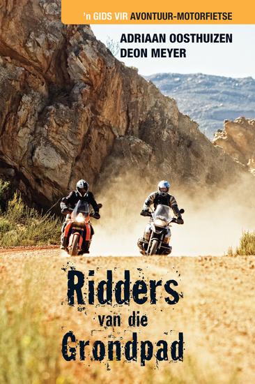 Ridders van die grondpad - 'n Gids vir avontuur-motorfietse - cover