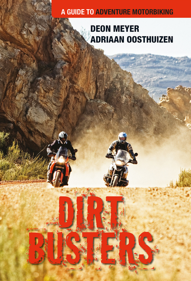 Dirt Busters - A Guide to Adventure Motorbiking - cover