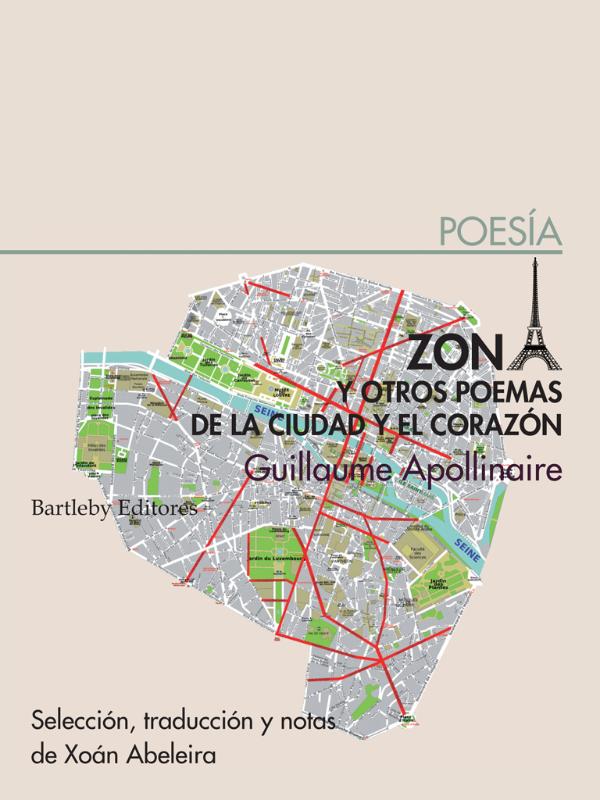 Zona y otros poemas de la ciudad y el corazón - cover
