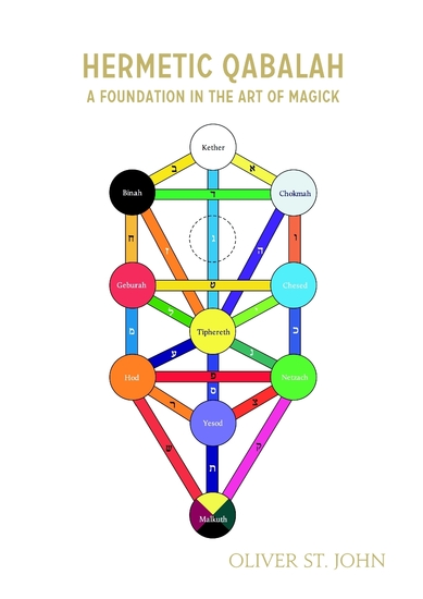 Hermetic Qabalah: A Foundation in the Art of Magick - cover