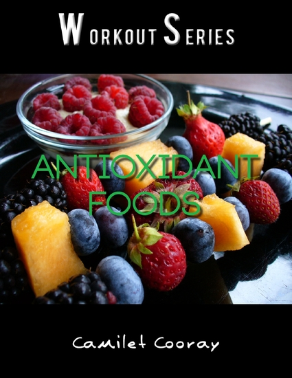 Antioxidant Foods - cover
