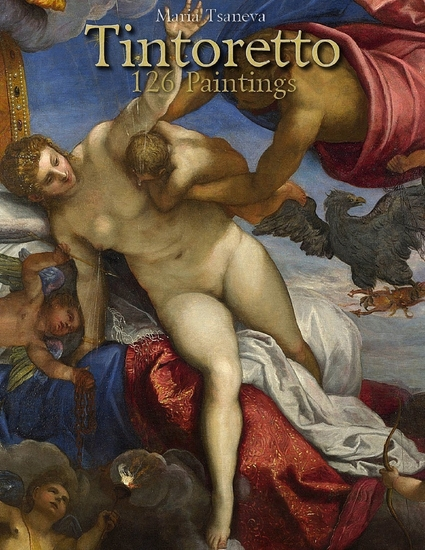 Tintoretto: 126 Paintings - cover