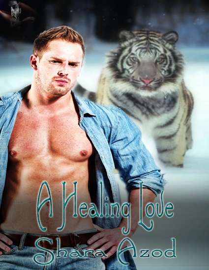 A Healing Love - cover