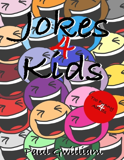 Jokes4Kids - cover