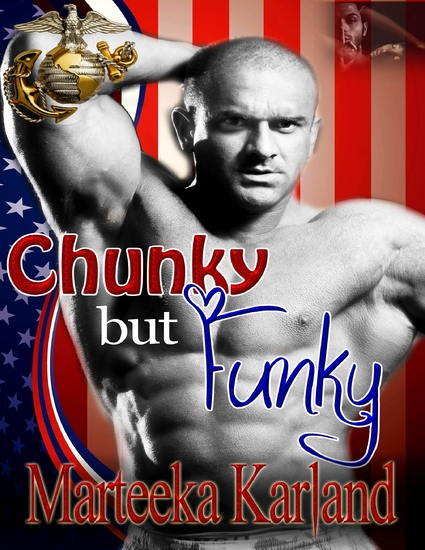Chunky But Funky - cover