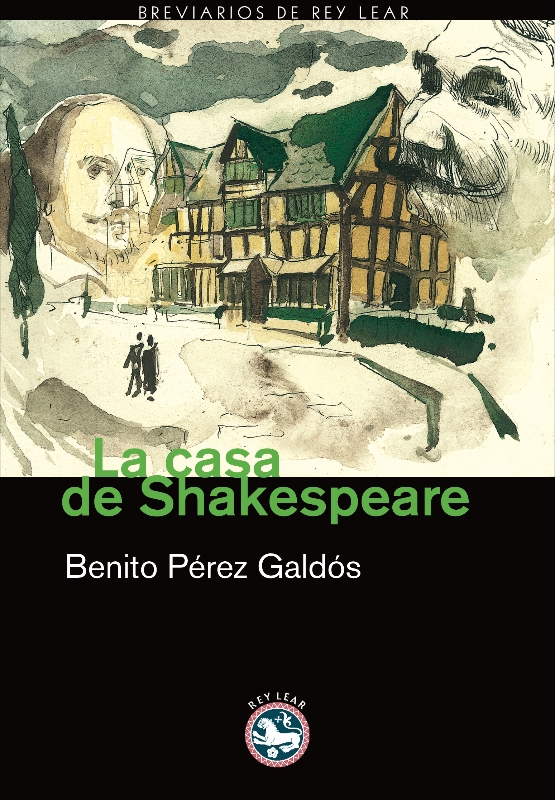La casa de Shakespeare - cover