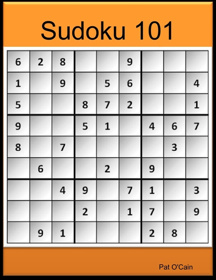 Sudoku 101 - cover