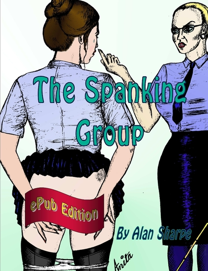 The Spanking Group - cover