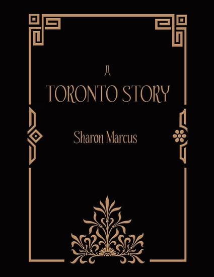 A Toronto Story - cover