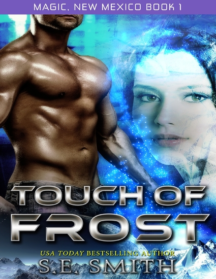 Touch of Frost: Magic New Mexico Book 1 - cover
