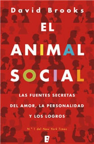 El animal social - cover