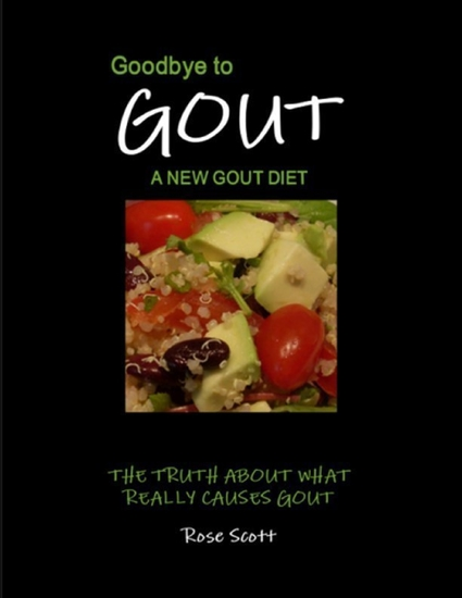 Goodbye to Gout: A New Gout Diet - cover