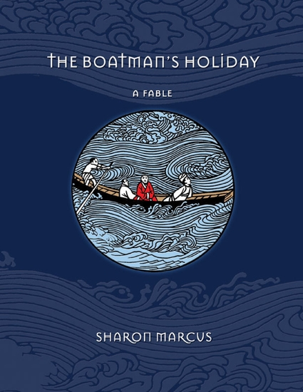 The Boatman's Holiday: A Fable - cover
