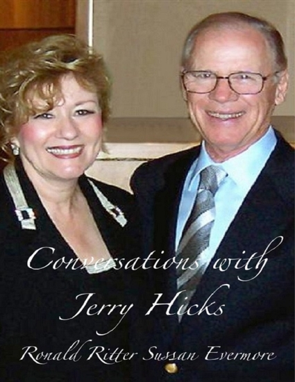 Conversations With Jerry Hicks - cover
