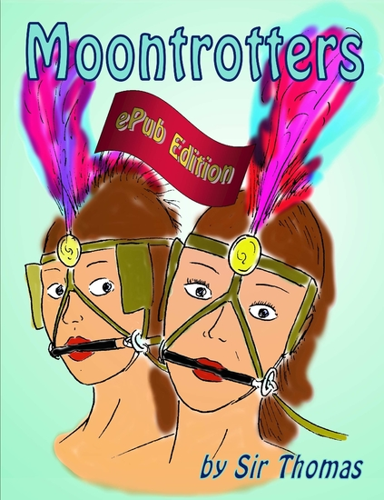 Moontrotters - cover