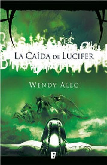 La caída de Lucifer - cover